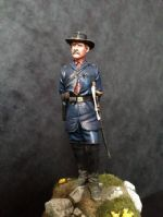 American Civil War General Burford